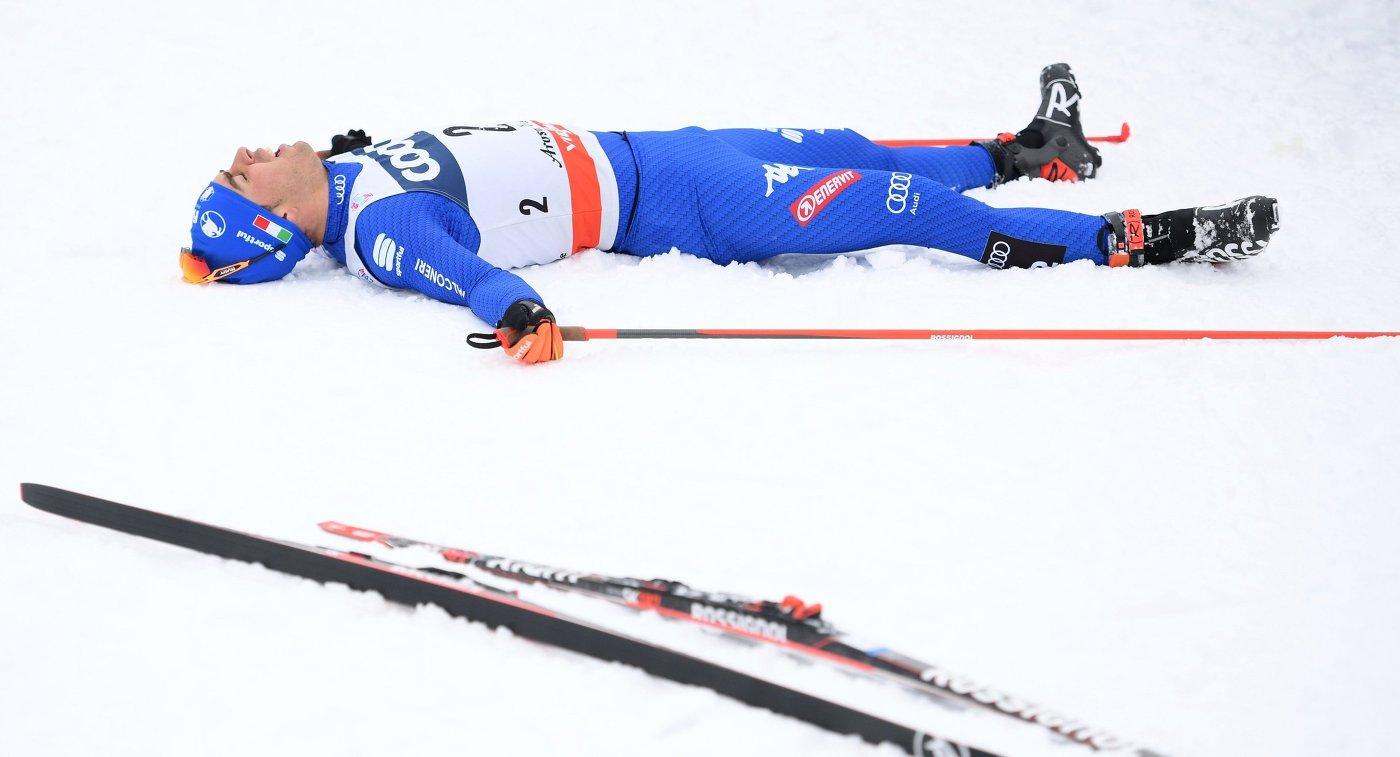 Лыжники Краснов иРетивых— бронзовые призеры этапа Кубка мира
