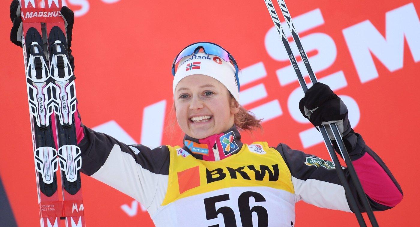 Белорукова пропустит «Тур деСки» из-за перелома носа итравмы шеи