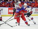 Нападающий молодежной сборной России по хоккею Артем Манукян
