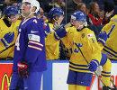 Хоккеисты молодежной сборной Швеции (до 20 лет)