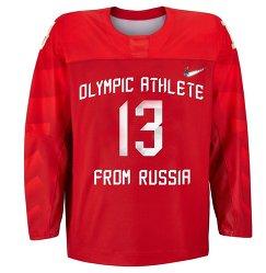 Форма олимпийской сборной России по хоккею на ОИ-2018