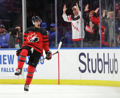 Форвард молодежной сборной Канады Джордан Кайру