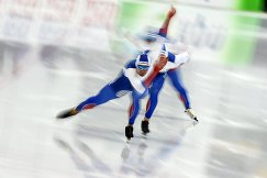Денис Юсков, Павел Кулижников, Руслан Мурашов (Россия)