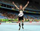 Двукратный паралимпийский чемпион 24-летний новозеландский бегун Лиам Мэлоун