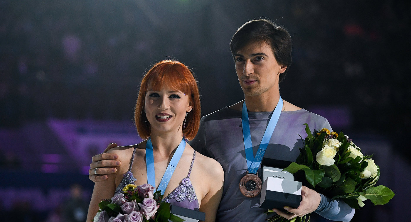 Тиффани Загорски и Джонатан Гурейро