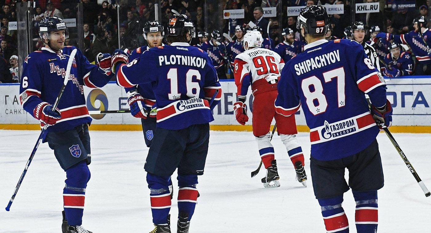 ру спорт хоккей
