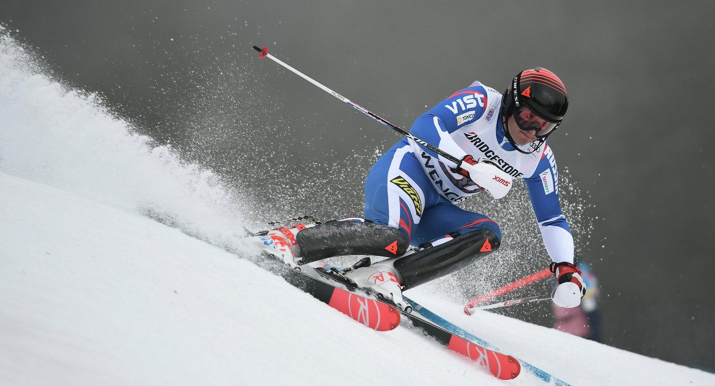 Белоруска Шканова одолела вслаломе наЧР погорнолыжному спорту