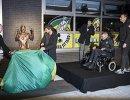 В Голландии открыли статую Фернандо Риксена