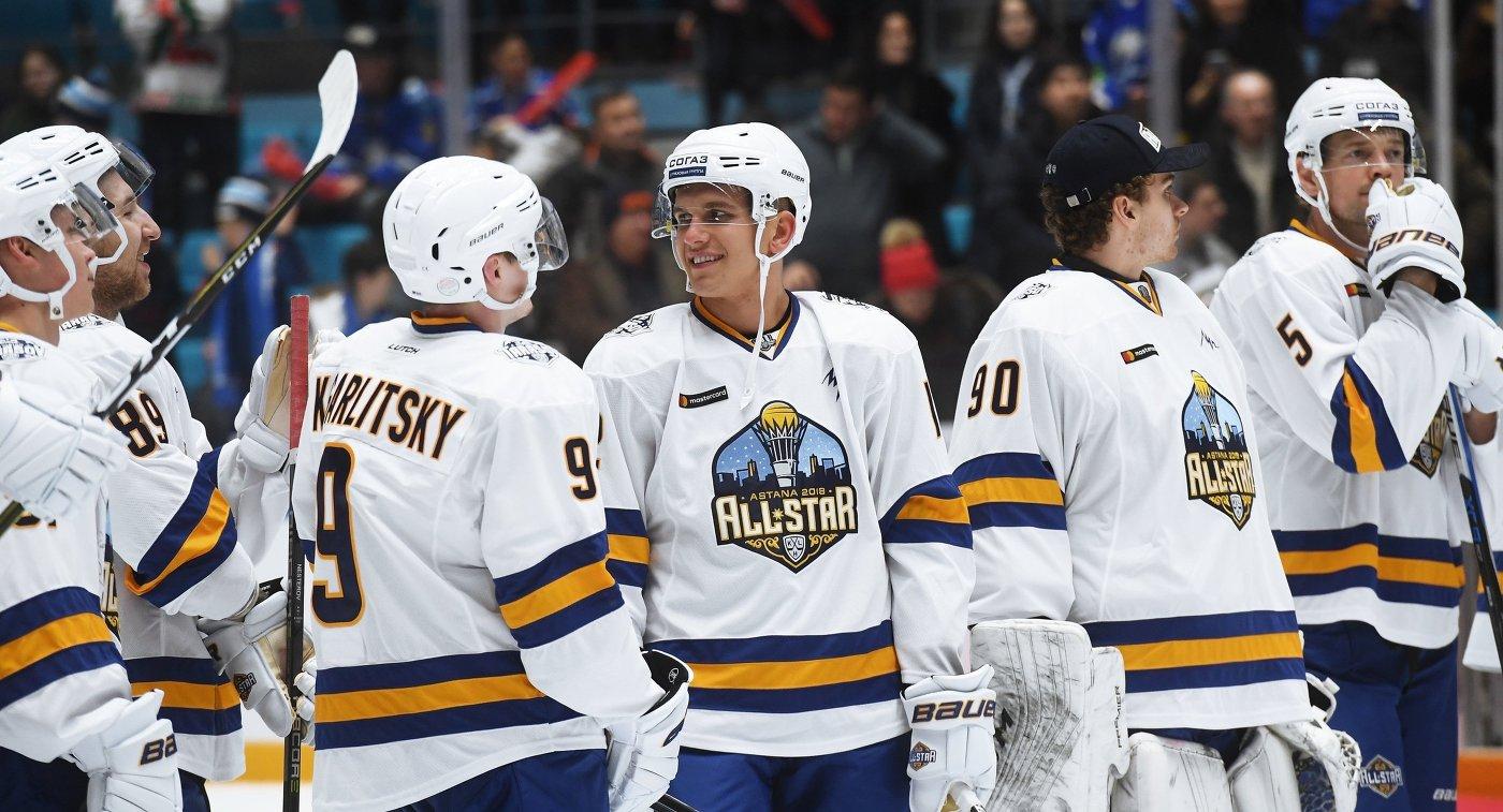 Капризов: игроки дивизиона Тарасова вначале договаривались опобеде вМатче звезд КХЛ