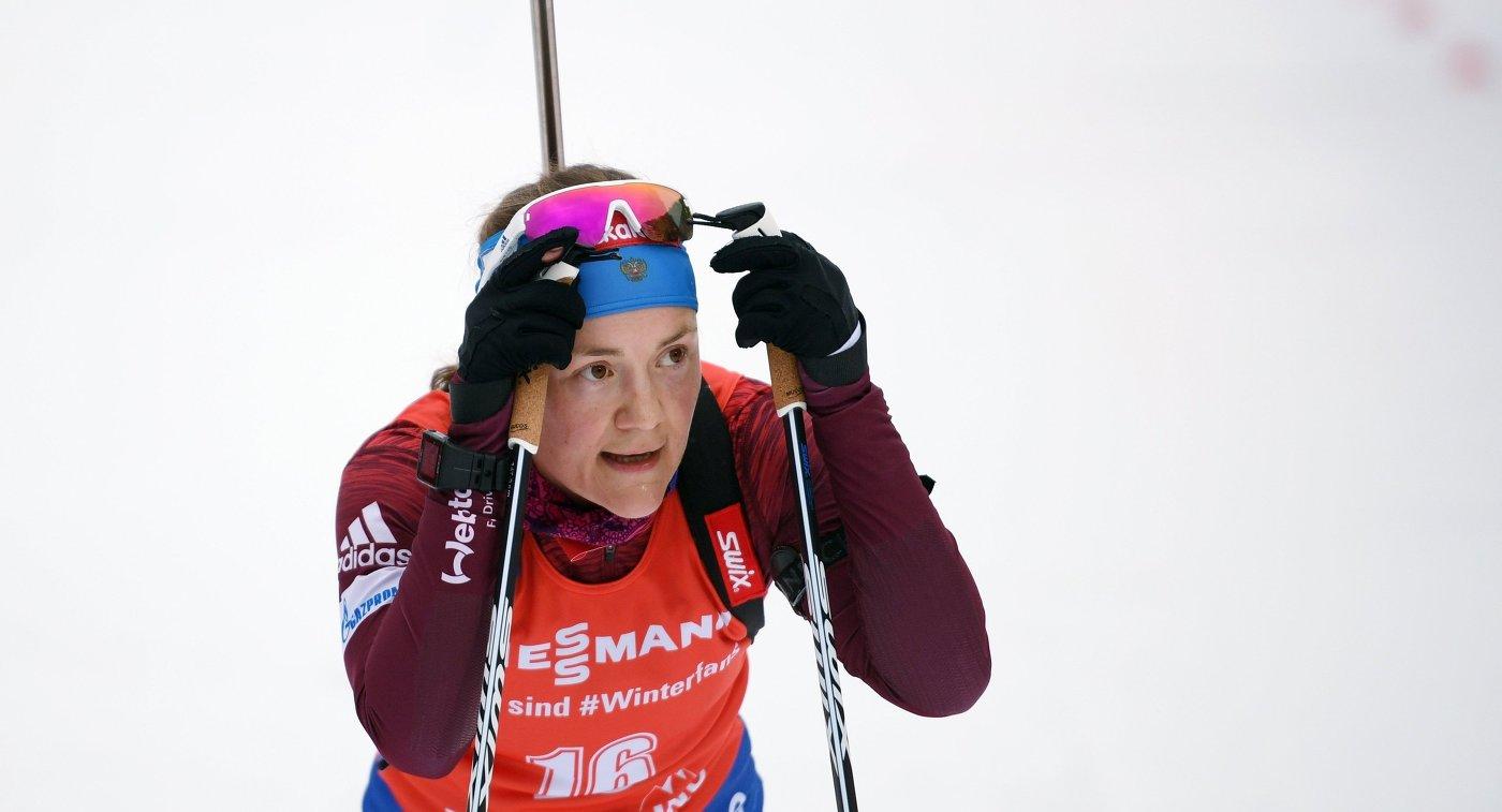 Коновалов не считает провальным масс-старт для Юрловой-Перхт