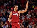 Разыгрывающий клуба НБА Майами Хит Горан Драгич