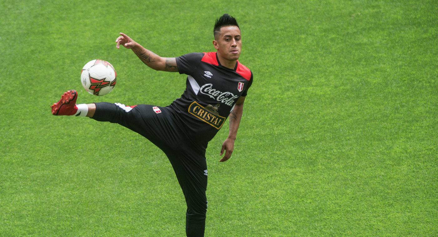 «Краснодар» интересуется полузащитником «Сан-Паулу» исборной Перу Куэвой