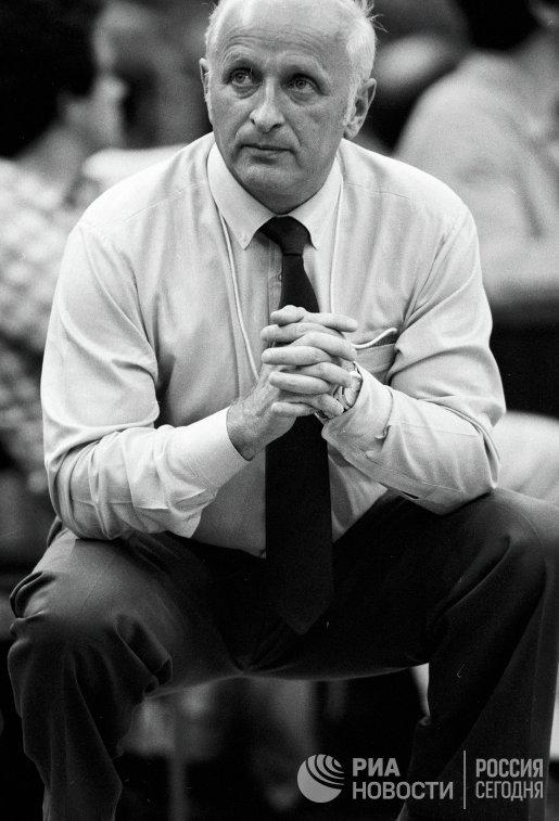 Биография баскетбольного тренера Александра Гомельского, родившегося 90 лет назад