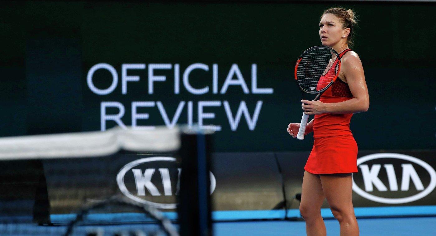 Финалистка Australian Open Халеп несыграет натурнире вПетербурге— Медведев