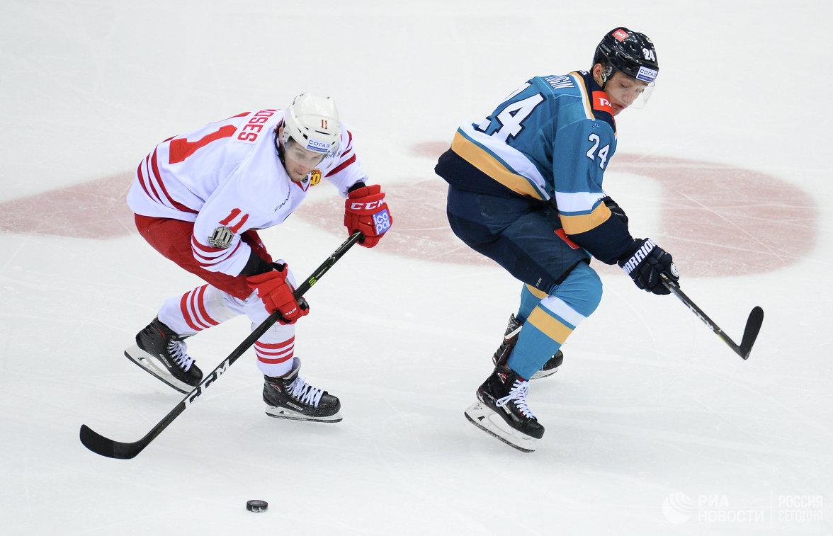 «Сочи» победил «Йокерит» ивышли вплей-офф КХЛ