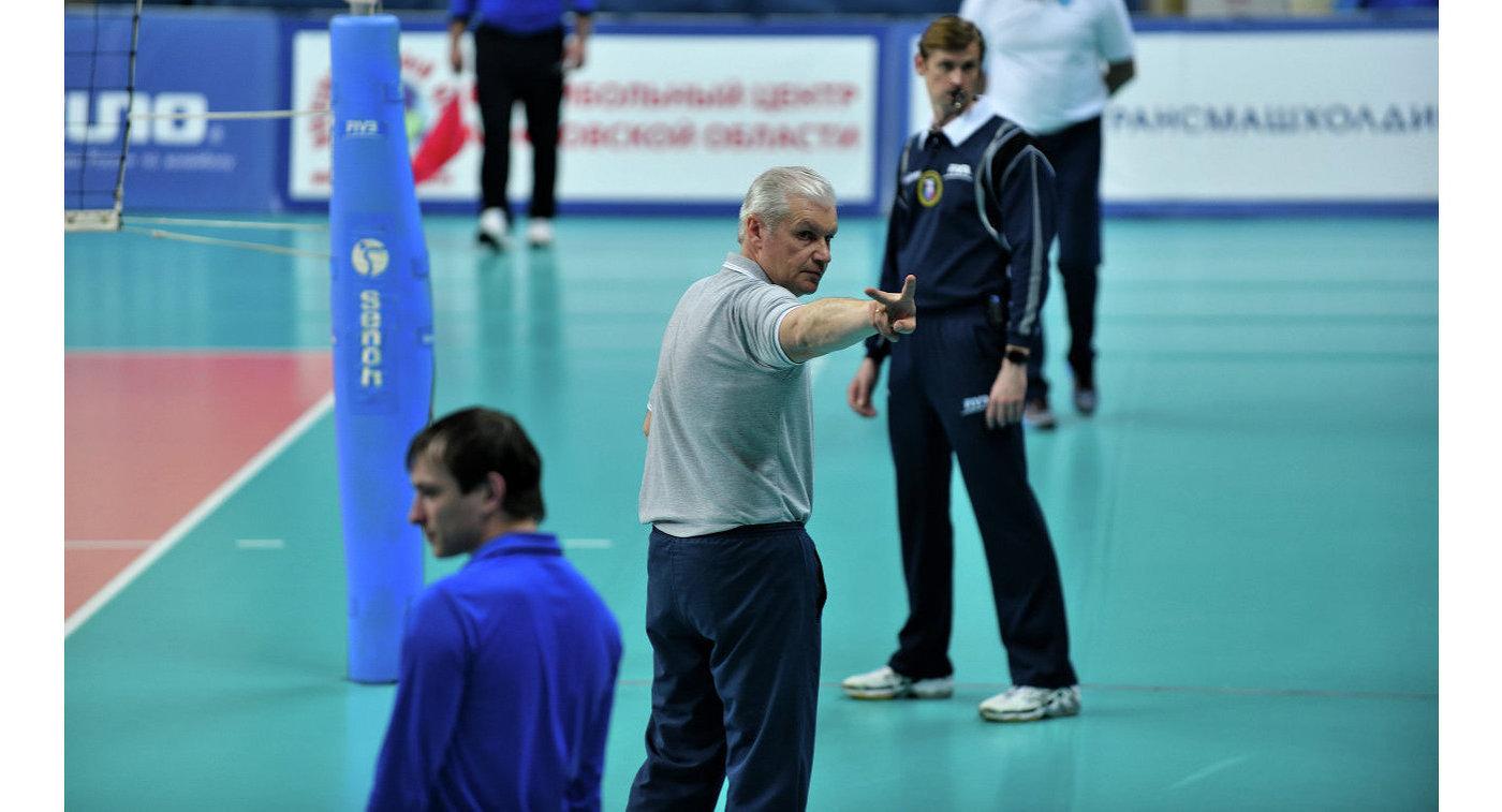Вадим Панков (в центре)