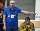 Главный тренер ГК Чеховские медведи Владимир Максимов