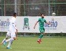 Игровой момент товарищеского матча Ахмат - Славия