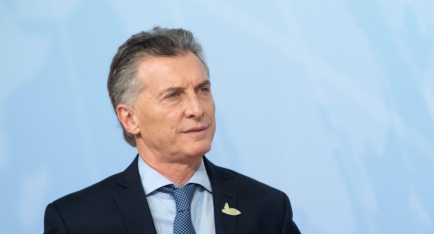 Путин пригласил президента Аргентины наЧМ