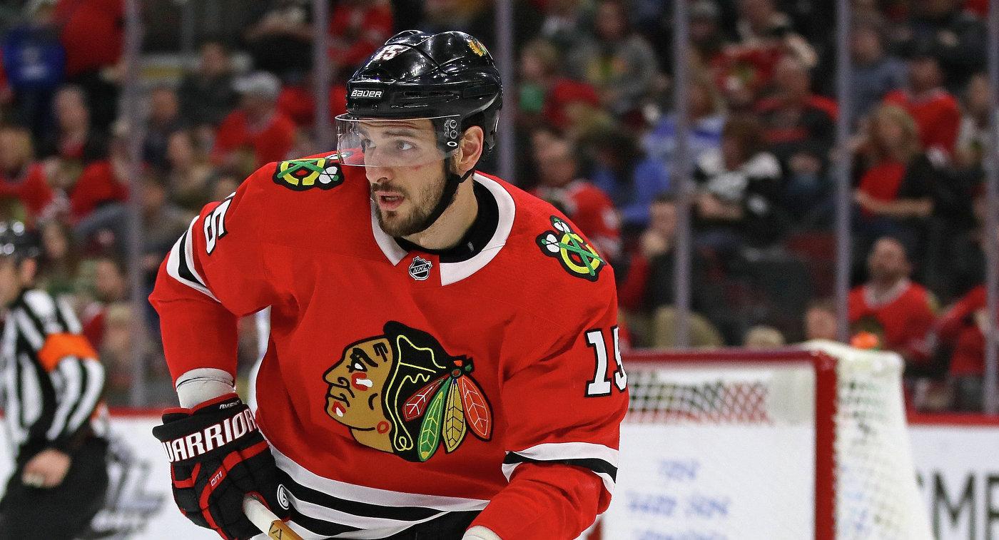 """""""Чикаго"""" в овертайме уступил """"Торонто"""" в матче НХЛ, Анисимов набрал очко"""