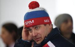 Главный тренер сборной России по санному спорту Альберт Демченко