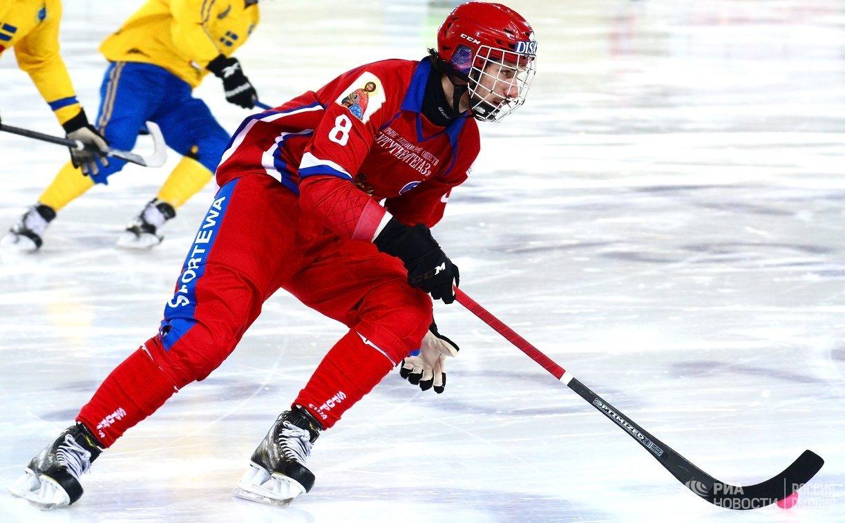 Сборная РФ  проиграла Швеции наЧМ похоккею смячом