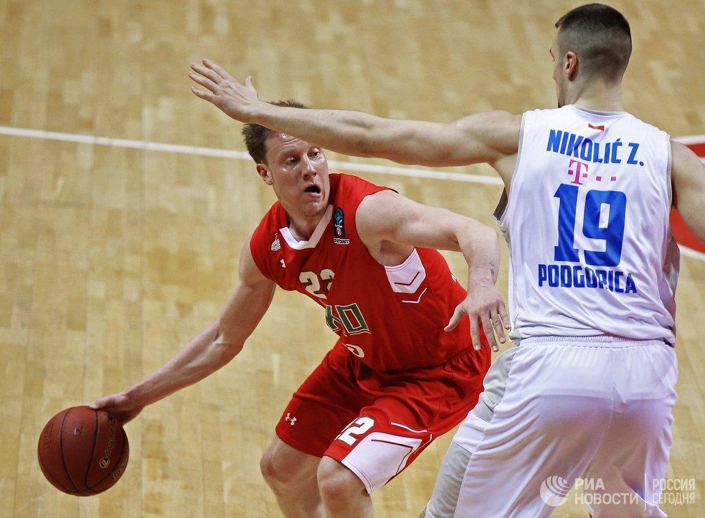 «Зенит» победил «Летувос Ритас» вматче баскетбольного Кубка Европы