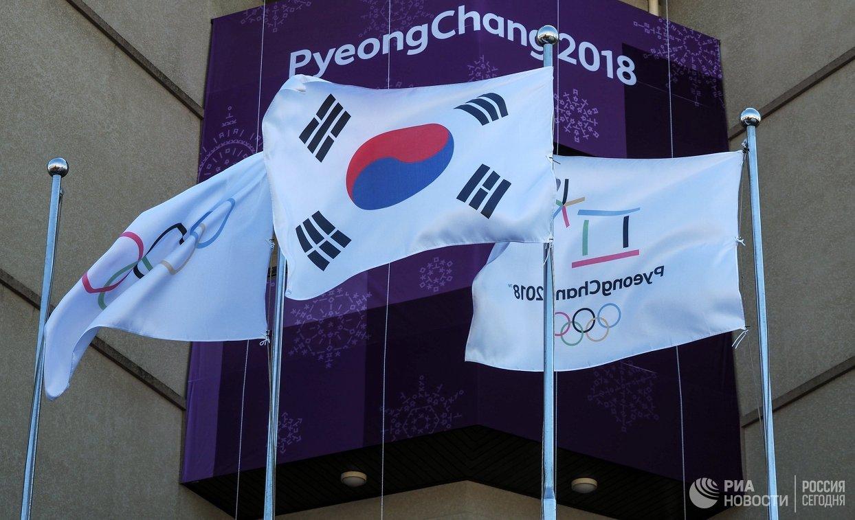 Вирус волимпийском Пхёнчхане: неменее тысячи человек отстранены отработы