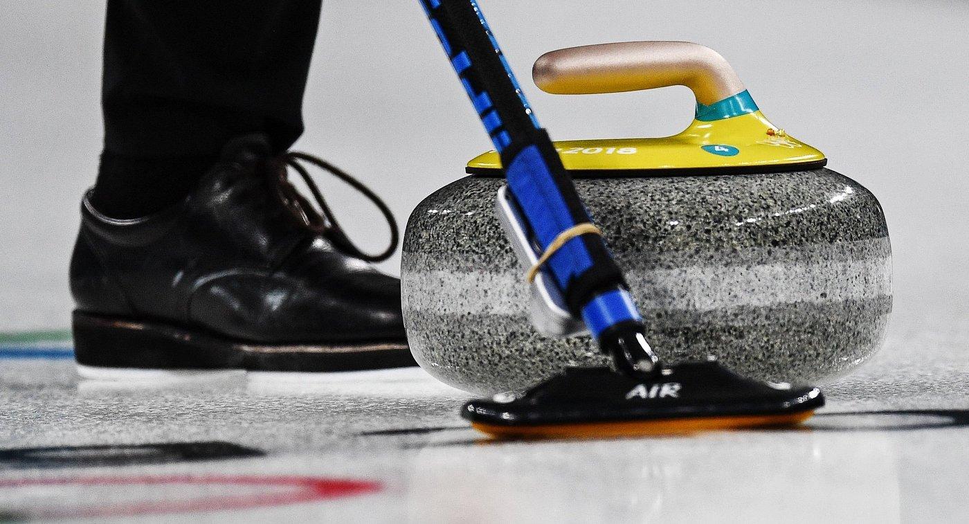 Русские керлингисты проиграли канадцам настарте чемпионата мира вСША