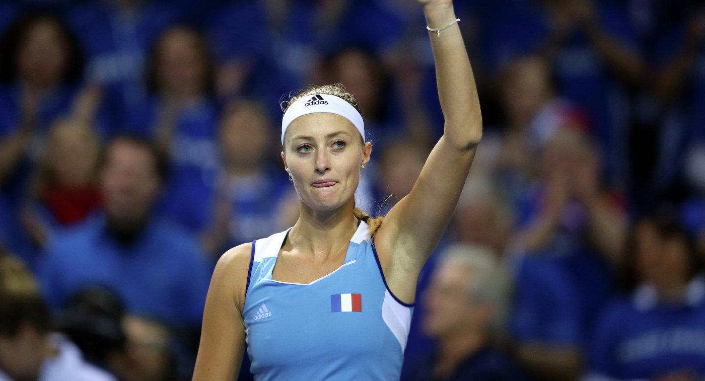 Бабош и Младенович вышли в полуфинал итогового турнира WTA