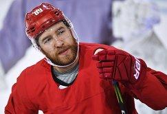 Российский хоккеист Никита Нестеров