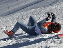 Российский горнолыжник Павел Трихичев