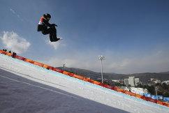 Российский спортсмен Никита Автанеев