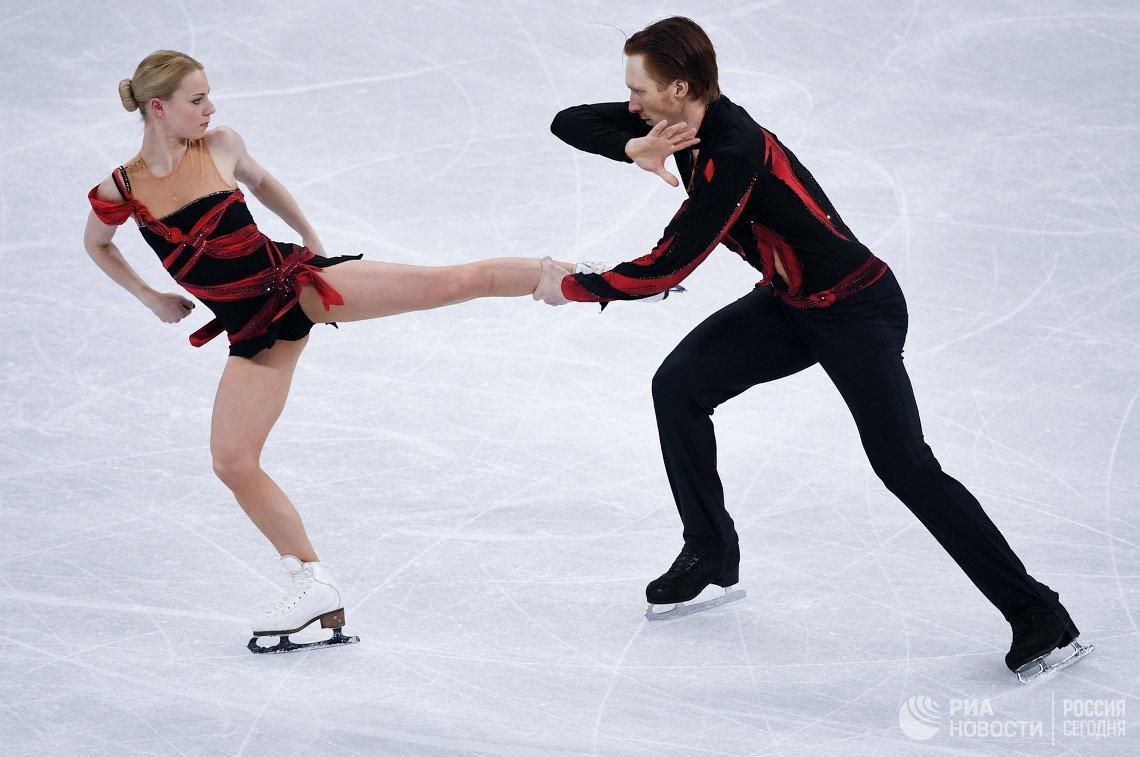 Схватка двух подкруток: фигуристы Тарасова/Морозов поспорят в четверг за золото ОИ