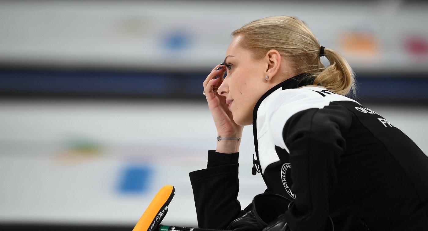 Российская спортсменка Виктория Моисеева