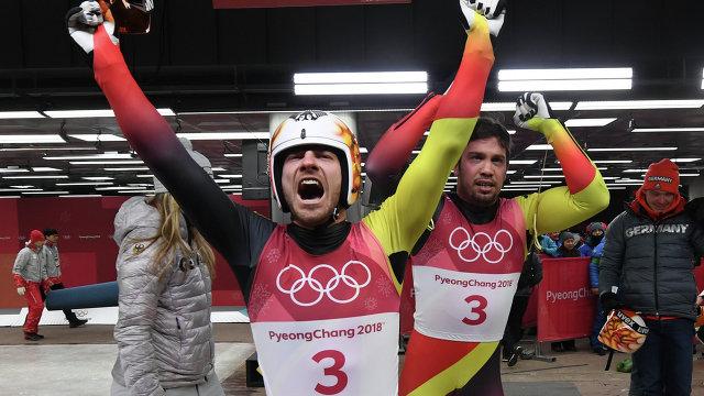 Тобиас Вендль (справа) и Тобиас Арльт
