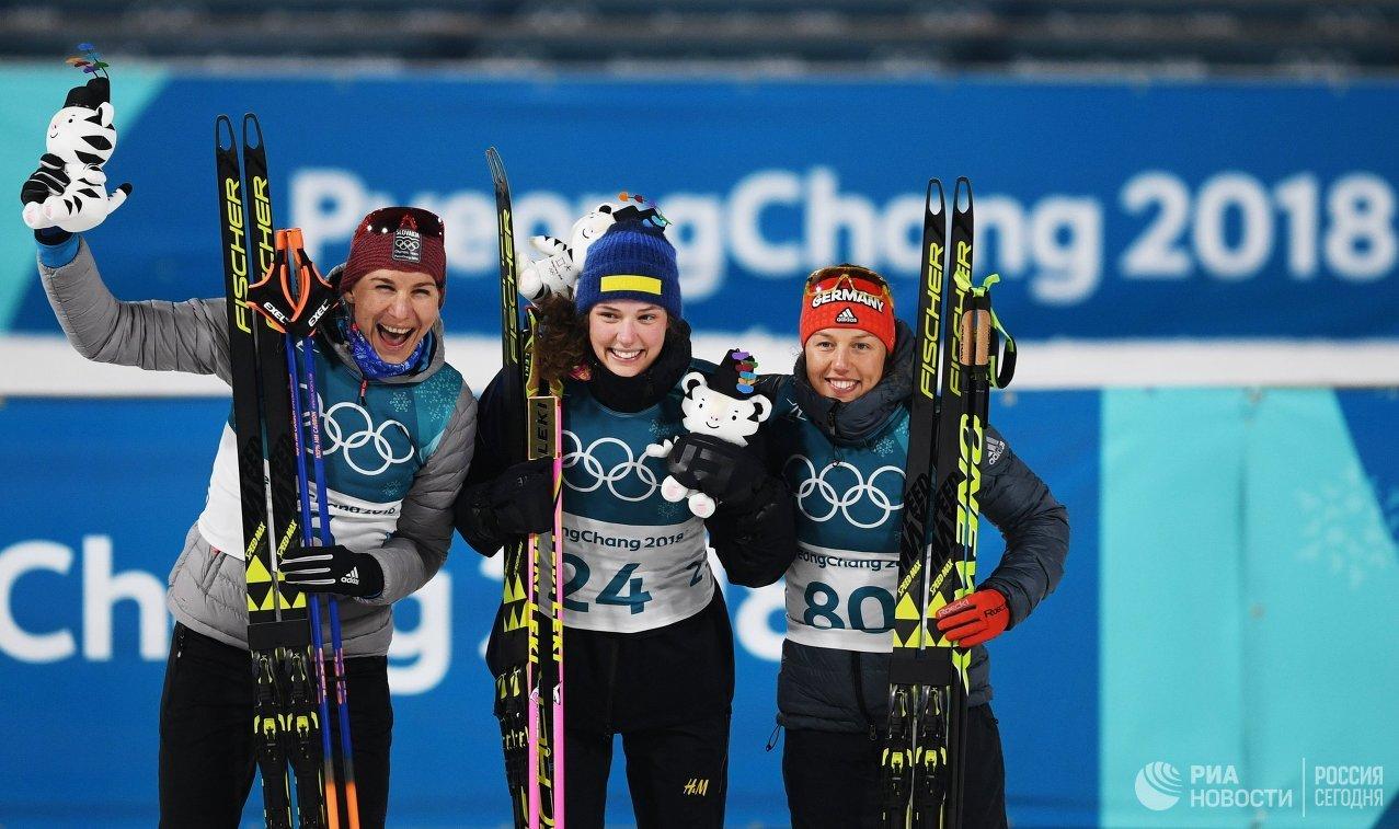 Сестра Шипулина завоевала вторую медаль наОлимпиаде