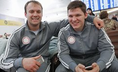 Семен Павличенко (слева) и Роман Репилов