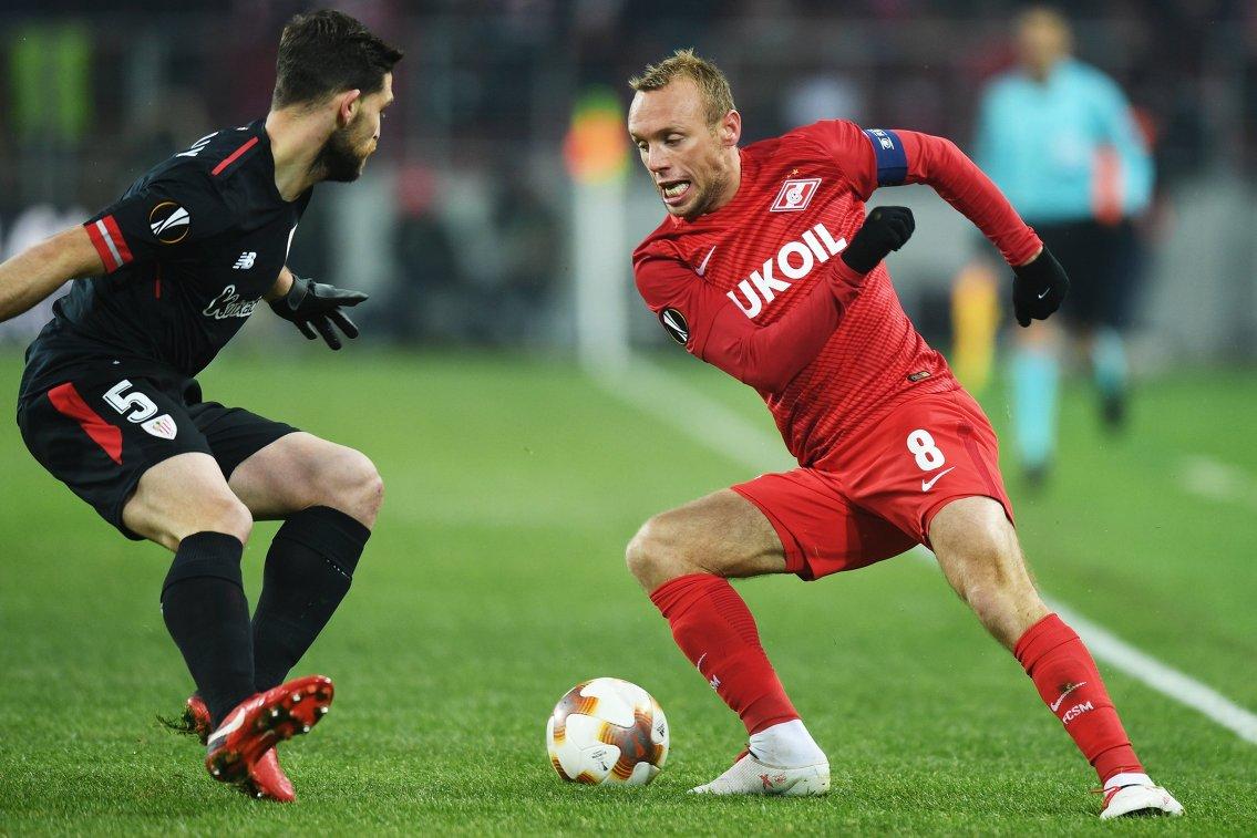 Адурис из-за травмы может пропустить матч со«Спартаком»— Marca