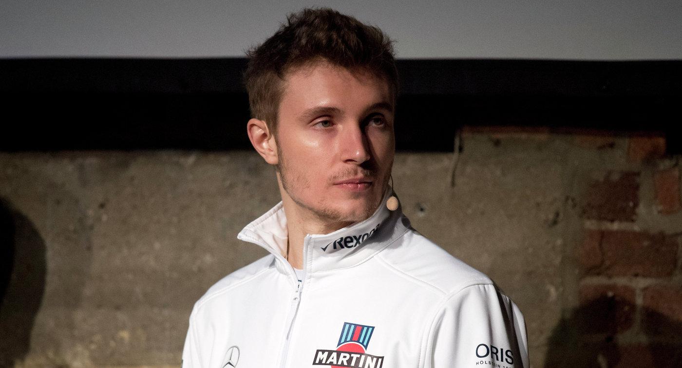 """""""Осиротевшая"""" """"Формула-1"""": Сироткин не будет боевым пилотом в следующем году"""
