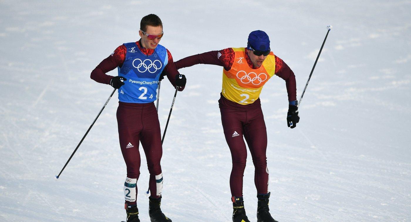 Денис Спицов (слева) и Алексей Червоткин