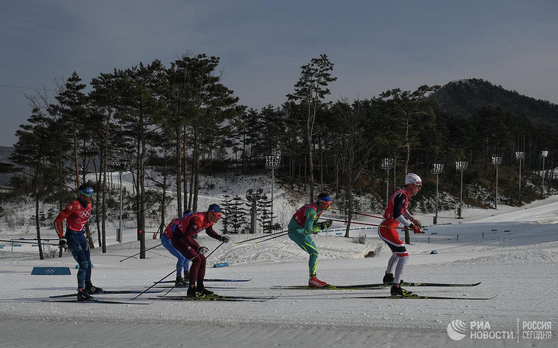 Дидрик Тенсет, Алексей Полторанин, Андрей Ларьков и Жан-Марк Гайяр (справа налево)