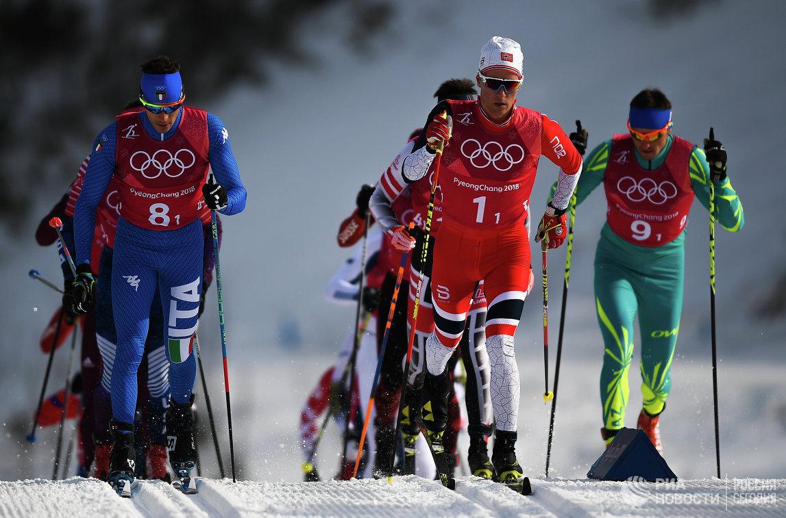Майколь Растелли, Дидрик Тенсет и Алексей Полторанин (слева направо)