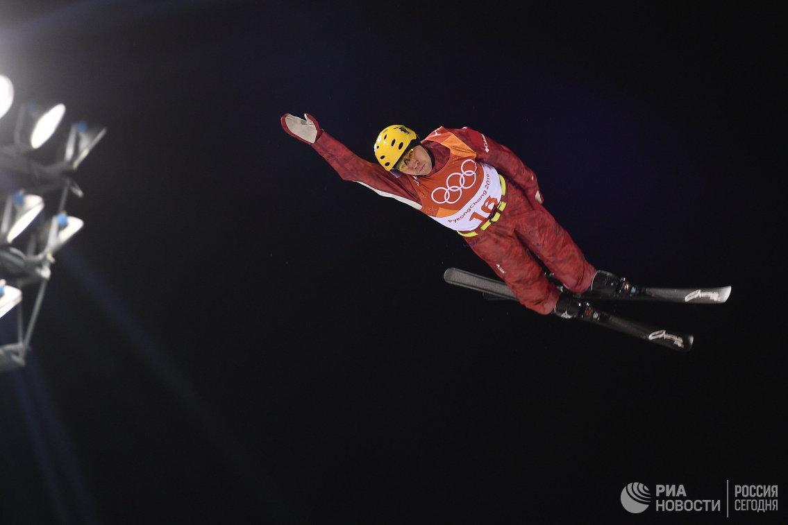 Бронзовую медаль Олимпиады завоевал фристайлист Илья Буров