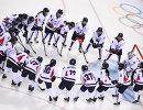 Женская объединенная команда Кореи по хоккею
