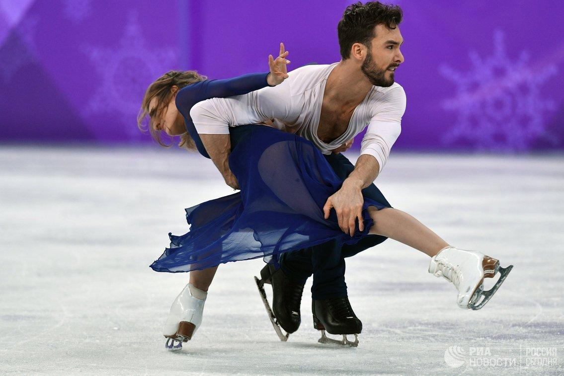 Габриэлла Пападакис и Гийом Сизерон