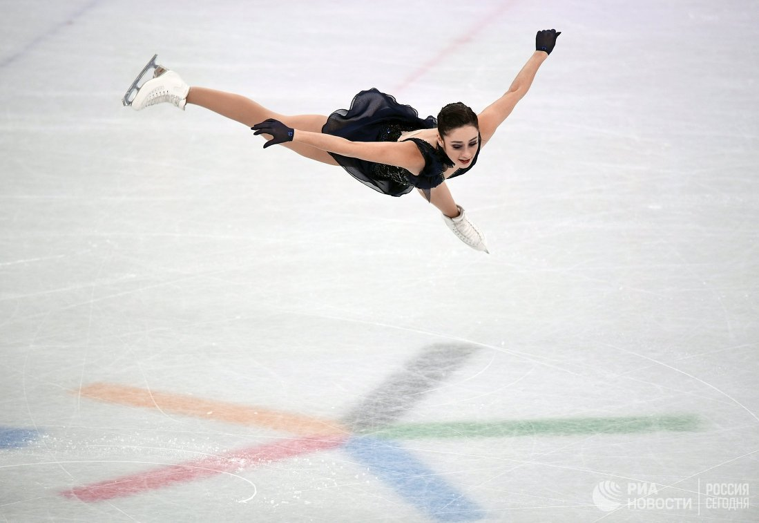Русская фигуристка установила мировой рекорд