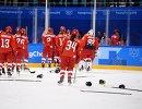 Российские хоккеистки