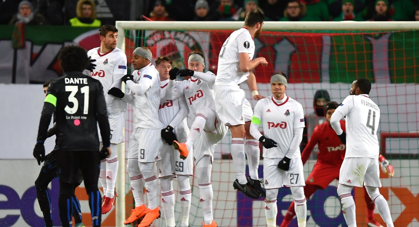 Сёмин несчитает, что нападающие «Атлетико» станут проблемой для «Локомотива»