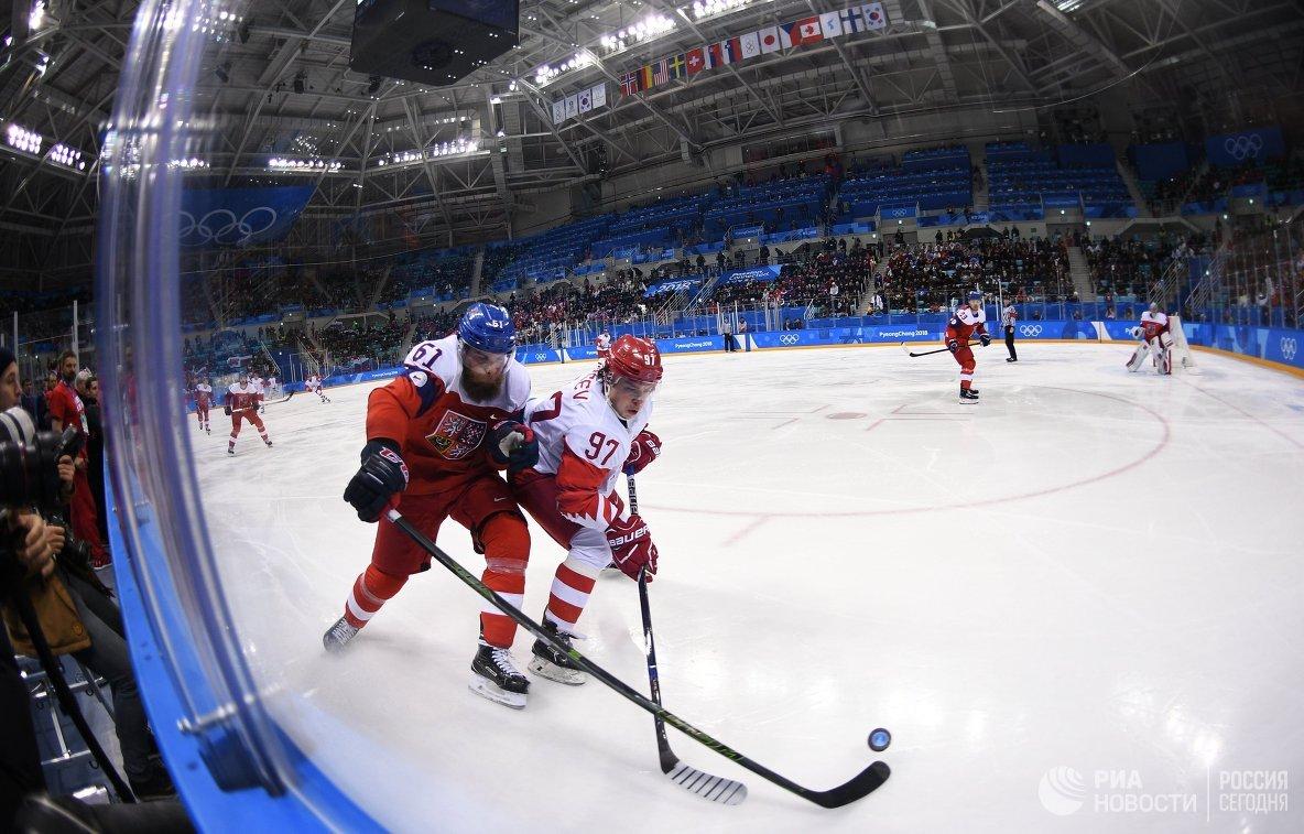 Впервый раз за20 лет хоккеисты из РФ вышли вфинал Олимпийских Игр